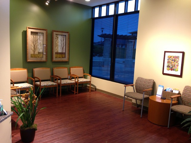 Wound Care Waiting Room